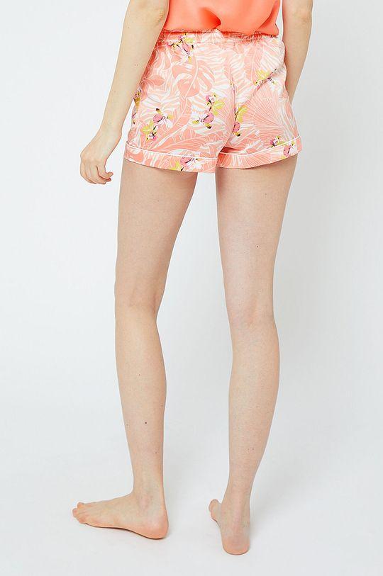 Etam - Szorty piżamowe Papaye 100 % Poliester