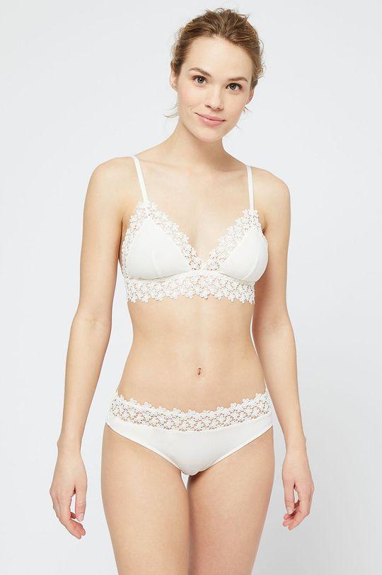 Etam - Kalhotky Nymphea bílá