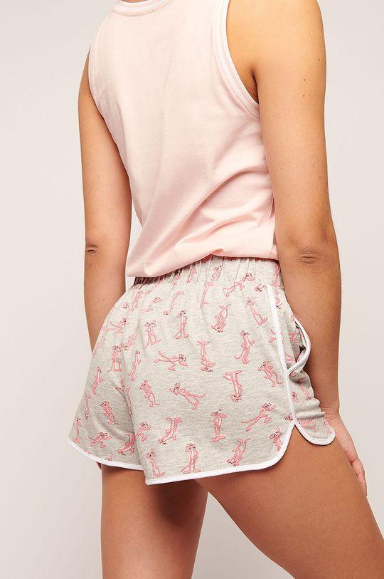 šedá Etam - Pyžamové šortky Palmer