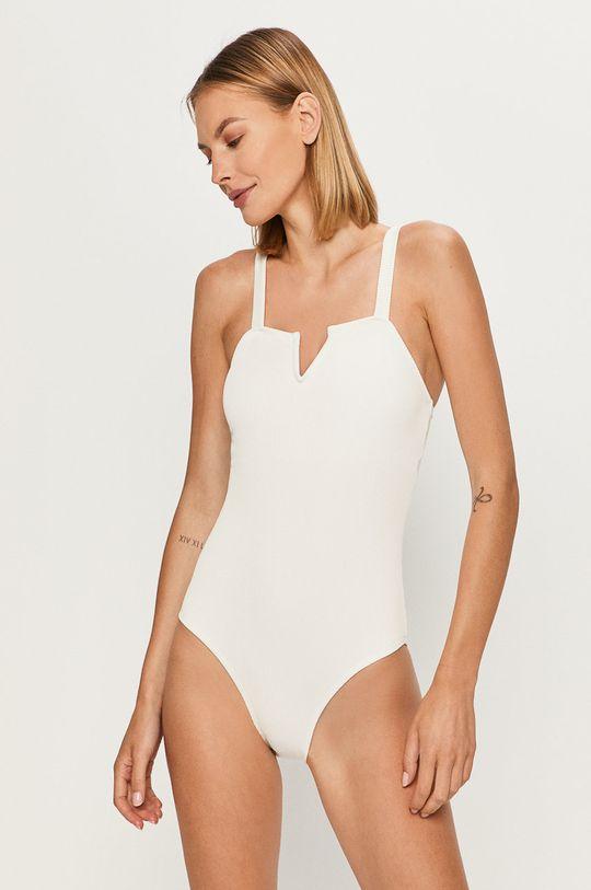 kremowy Vero Moda - Strój kąpielowy Damski