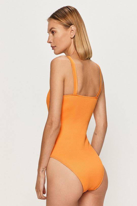 Vero Moda - Strój kąpielowy pomarańczowy