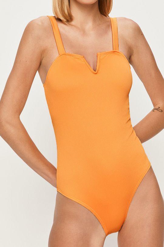 Vero Moda - Strój kąpielowy 8 % Elastan, 92 % Poliester