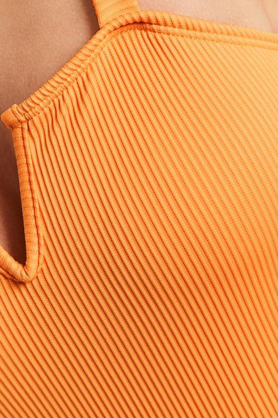 pomarańczowy Vero Moda - Strój kąpielowy