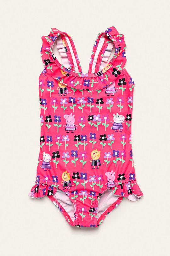 růžová Name it - Dětské plavky 86/92-122/128 cm Dívčí