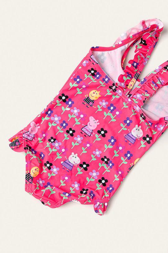 Name it - Dětské plavky 86/92-122/128 cm růžová