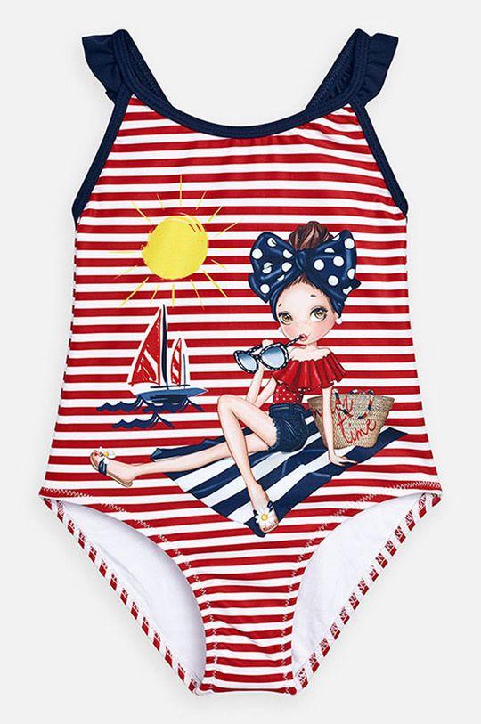 rosu Mayoral - Costum de baie copii 92-134 cm De fete