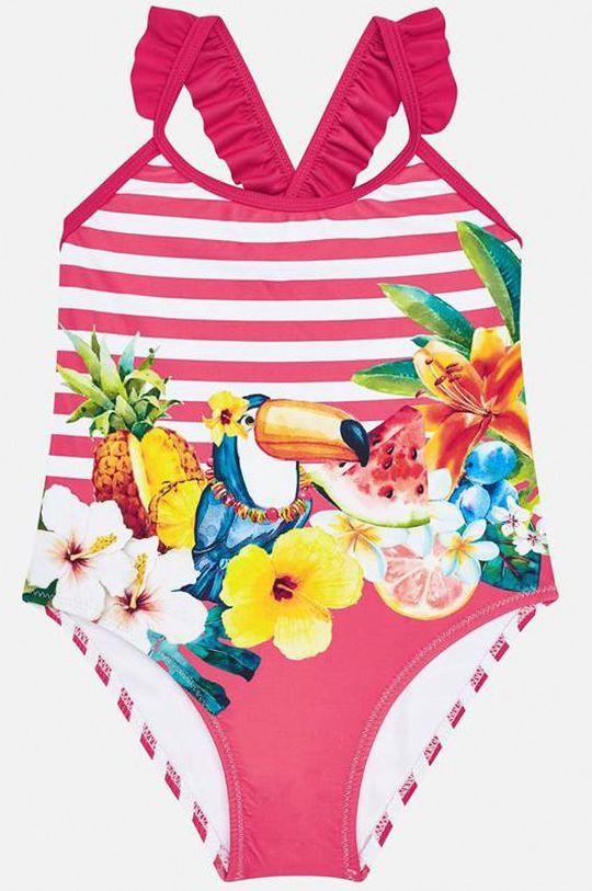 Mayoral - Costum de baie copii 92-134 cm roz ascutit