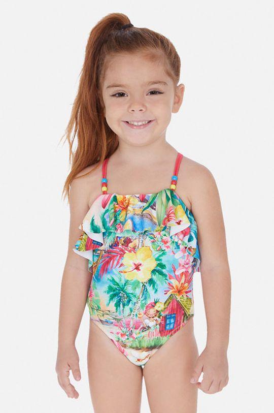 roz ascutit Mayoral - Costum de baie copii 92-134 cm De fete