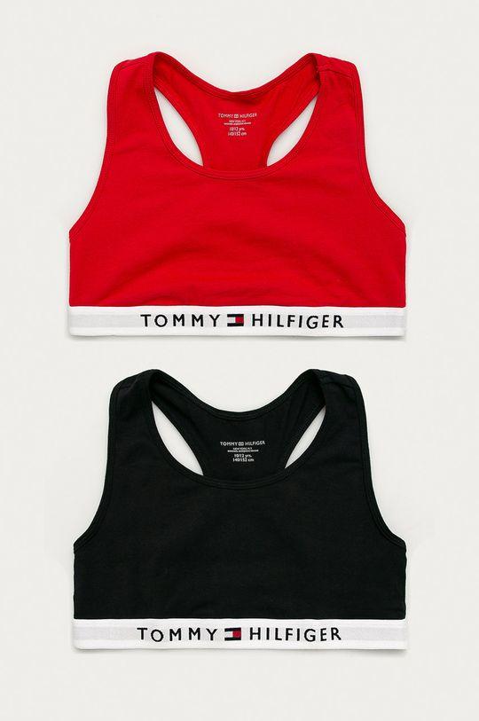 multicolor Tommy Hilfiger - Biustonosz dziecięcy (2-pack) 128-164 cm Dziewczęcy