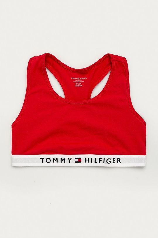 Tommy Hilfiger - Biustonosz dziecięcy (2-pack) 128-164 cm 95 % Bawełna, 5 % Elastan