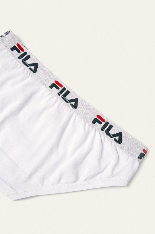 Fila - Dětské kalhotky 125-157 cm bílá