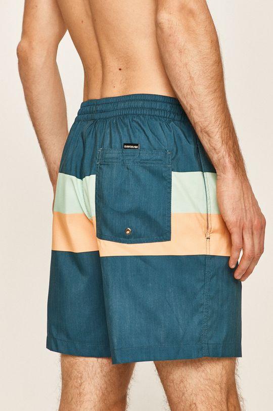 Quiksilver - Plavkové šortky modrá