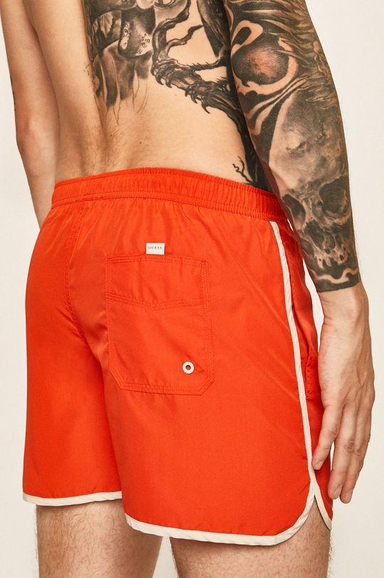 Guess Jeans - Plavkové šortky  100% Polyester