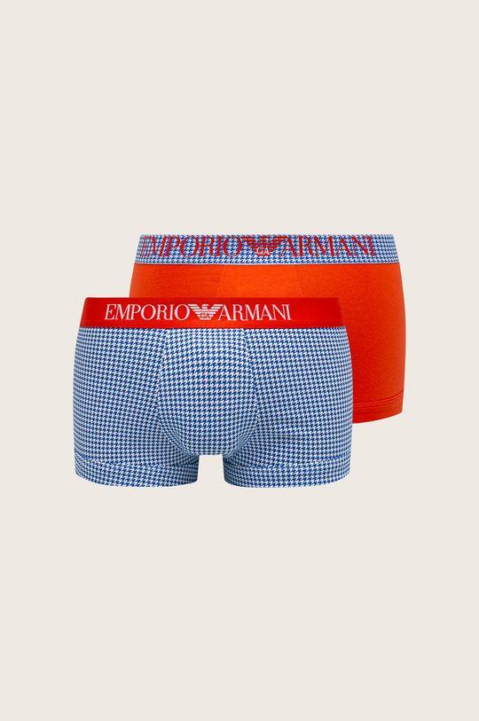 rosu Emporio Armani - Boxeri (2-pack) De bărbați