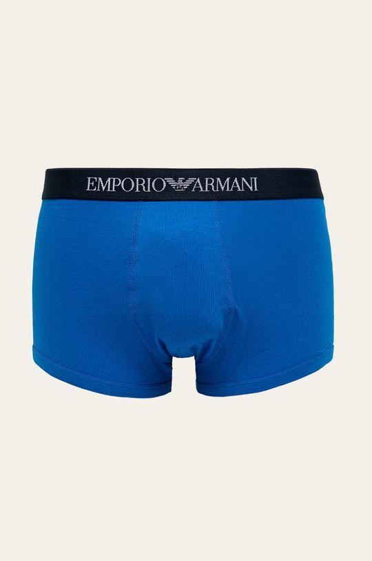 Emporio Armani - Boxerky (3-pack) modrá