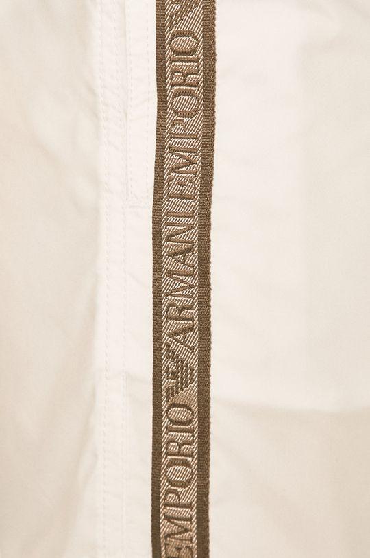 bílá Emporio Armani - Plavkové šortky