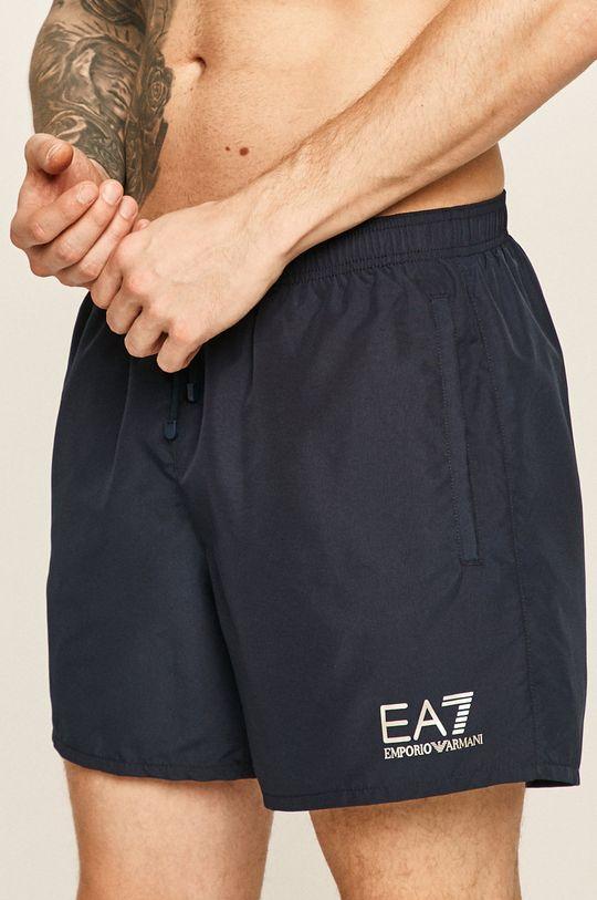 EA7 Emporio Armani - Szorty kąpielowe 100 % Poliester