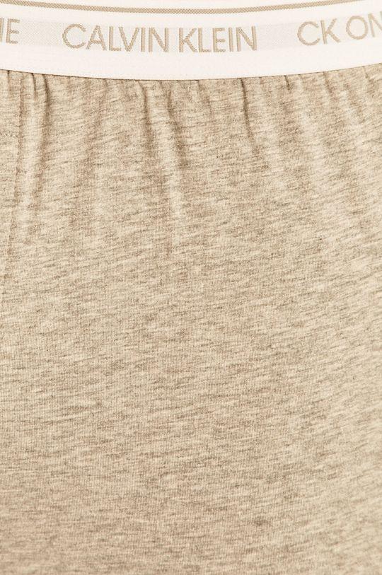 světle šedá Calvin Klein Underwear - Pyžamové kalhoty