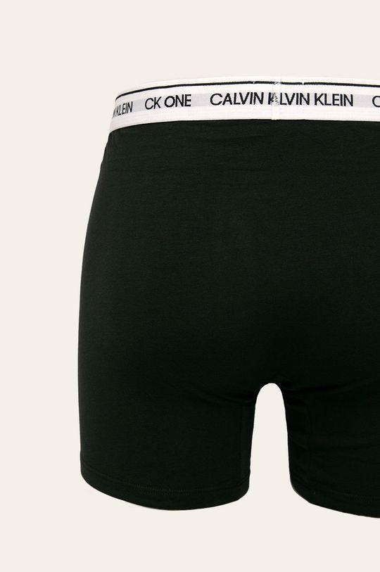 Calvin Klein Underwear - Boxeri Ck One (2-pack) negru
