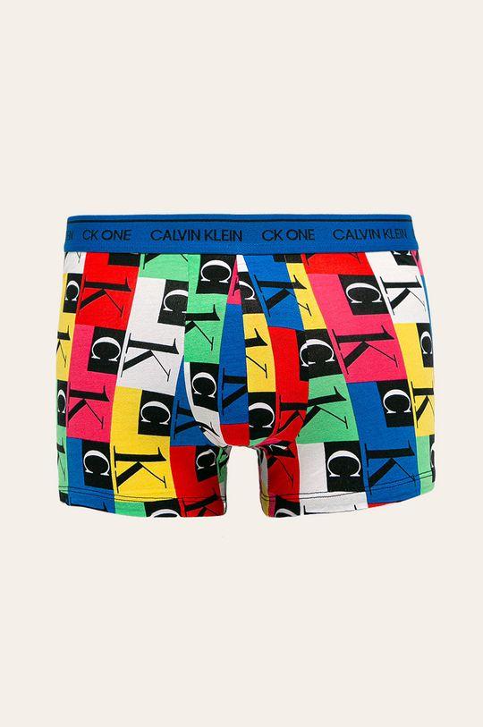 fialová Calvin Klein Underwear - Boxerky Pánský