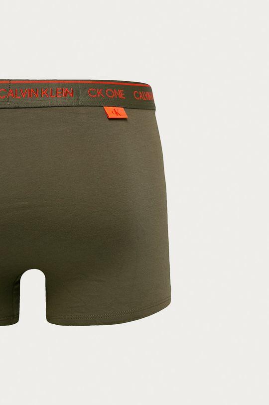 Calvin Klein Underwear - Boxeralsó olíva
