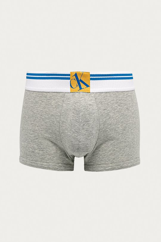 jasny szary Calvin Klein Underwear - Bokserki Ck One Męski