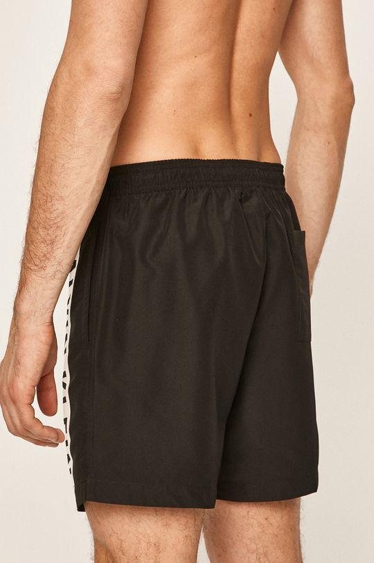 Calvin Klein Jeans - Plavkové šortky černá