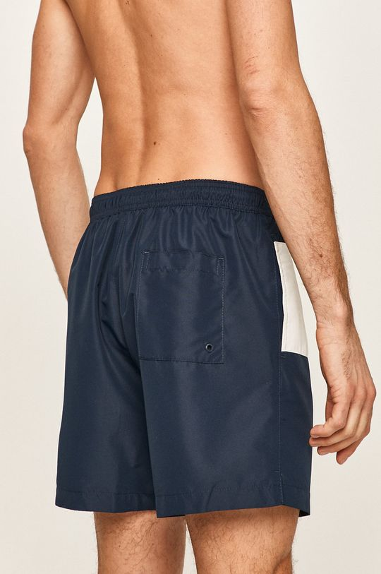 Calvin Klein Jeans - Plavkové šortky námořnická modř