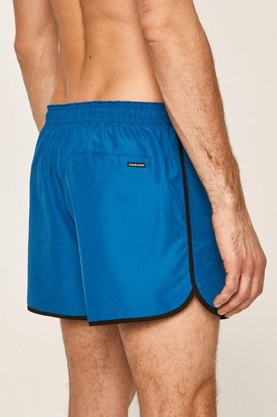Calvin Klein Jeans - Plavkové šortky světle modrá