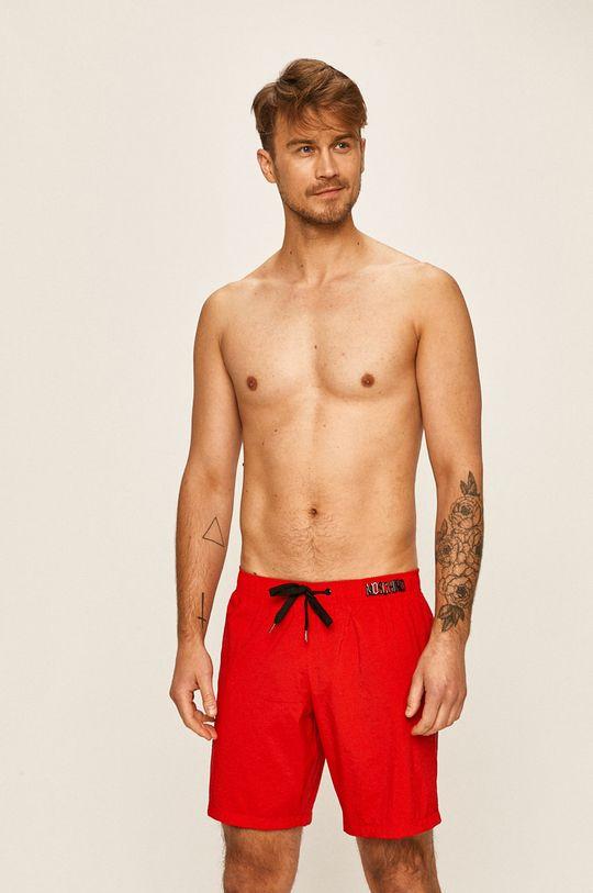 červená Moschino Underwear - Plavkové šortky Pánsky
