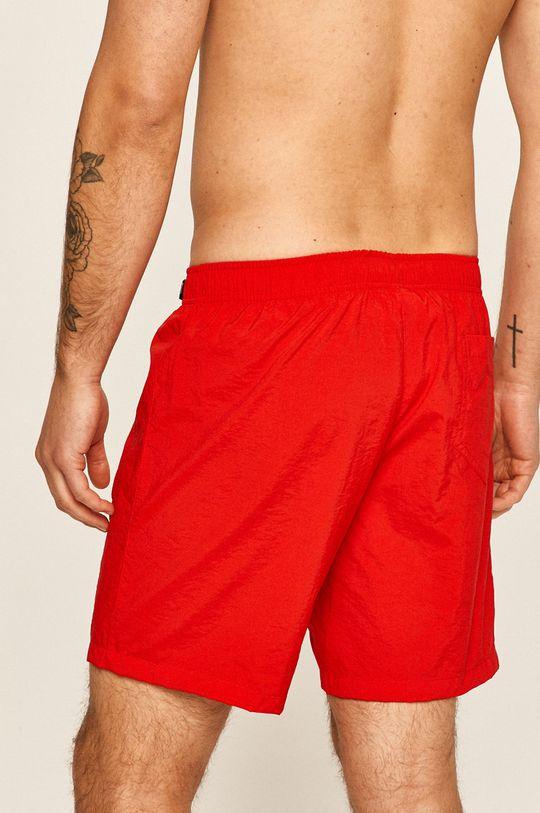 Moschino Underwear - Plavkové šortky červená
