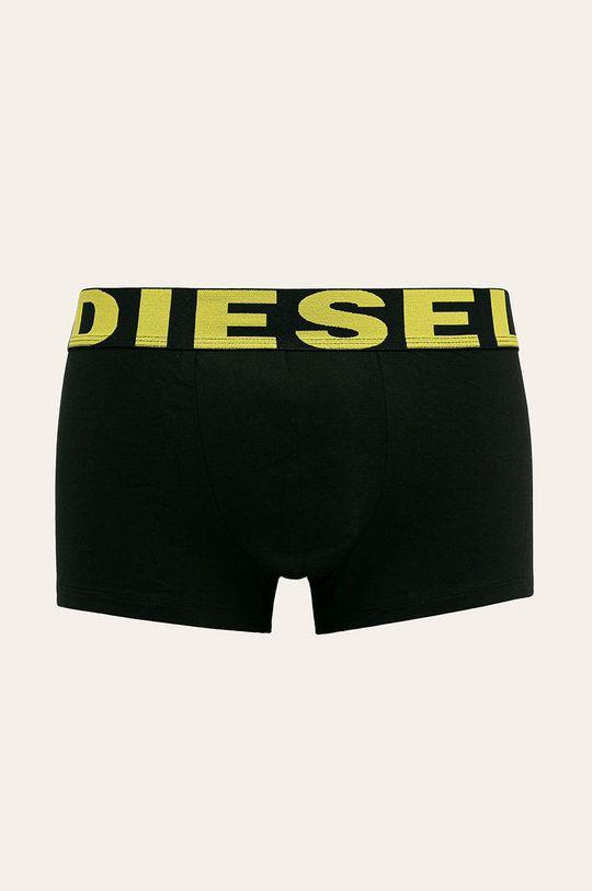 Diesel - Boxeri (3 pack) negru