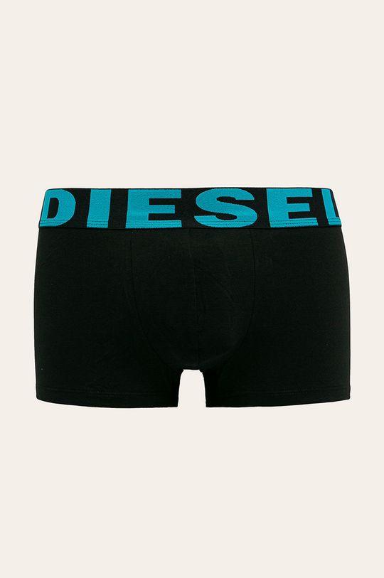 negru Diesel - Boxeri (3 pack)