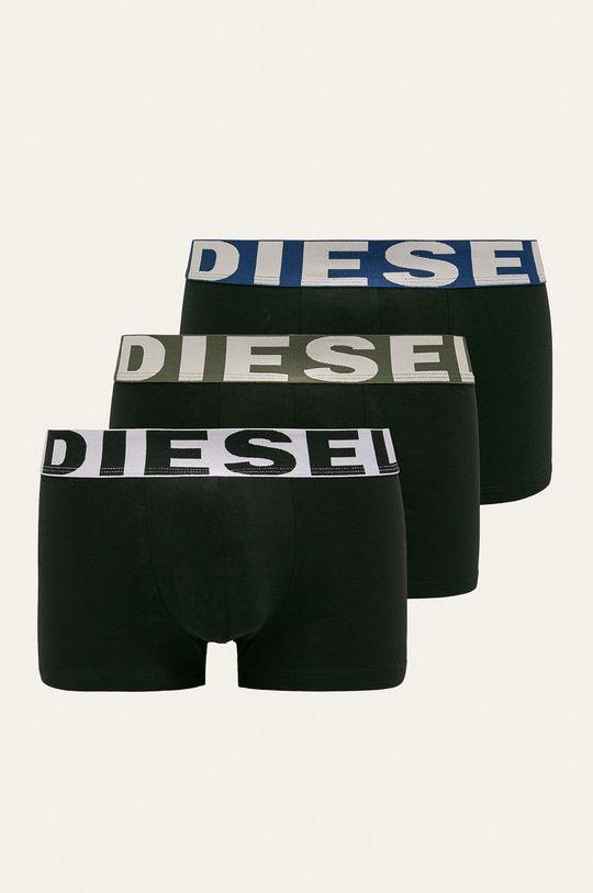 multicolor Diesel - Boxeri (3 pack) De bărbați