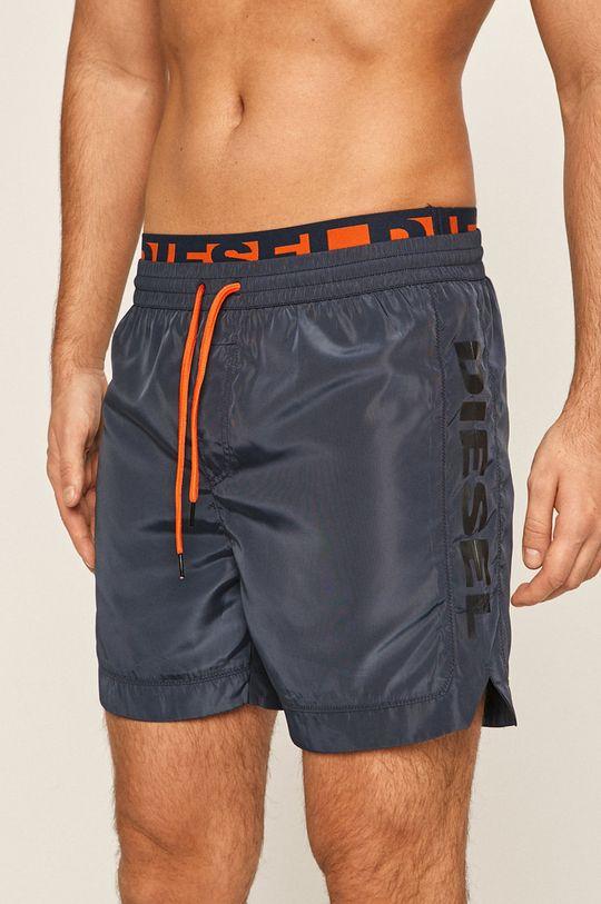 námořnická modř Diesel - Plavkové šortky Pánský