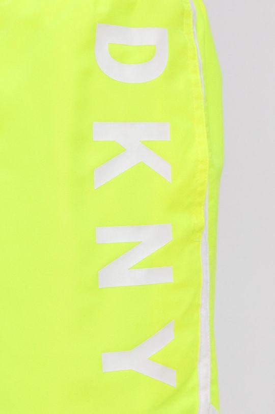 žlutá Dkny - Plavkové šortky