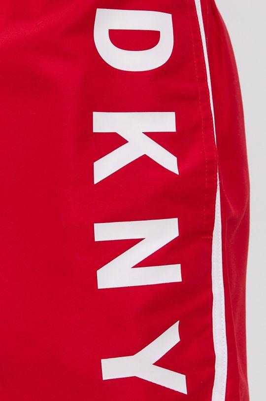 červená Dkny - Plavkové šortky