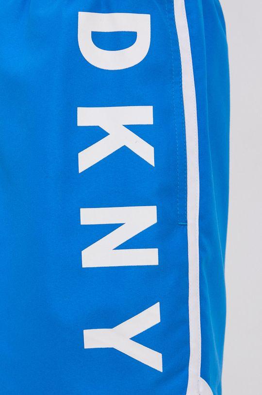 modrá Dkny - Plavkové šortky