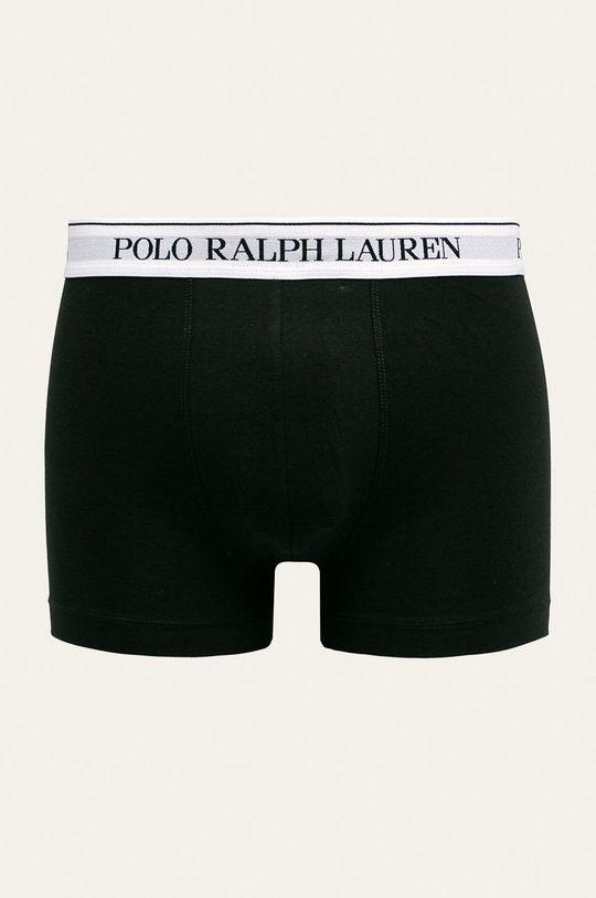 Polo Ralph Lauren - Boxerky (3-pak) čierna