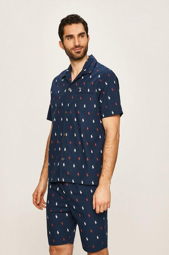 Polo Ralph Lauren - Pyžamo námořnická modř
