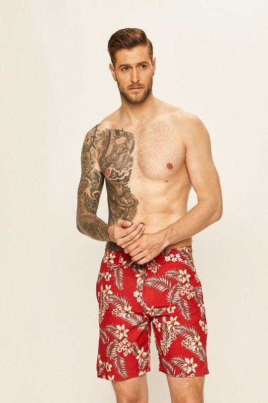 Jack & Jones - Plavkové šortky  7% Elastan, 45% Recyklovaný polyester , 48% Polyester