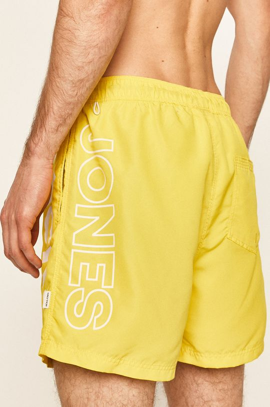 Jack & Jones - Pantaloni scurti galben
