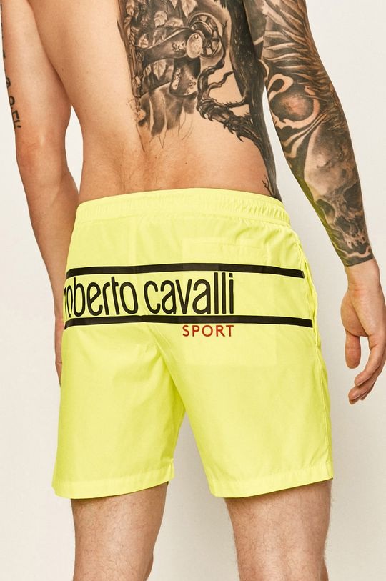 Roberto Cavalli Sport - Plavkové šortky  100% Polyamid