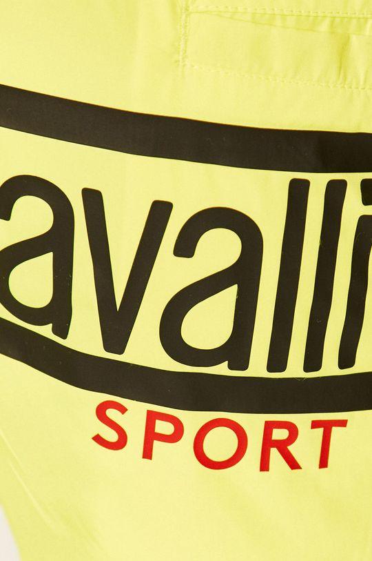 žlutá Roberto Cavalli Sport - Plavkové šortky