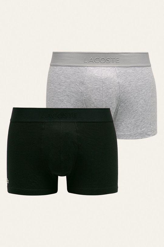multicolor Lacoste - Boxeri (2-pack) De bărbați