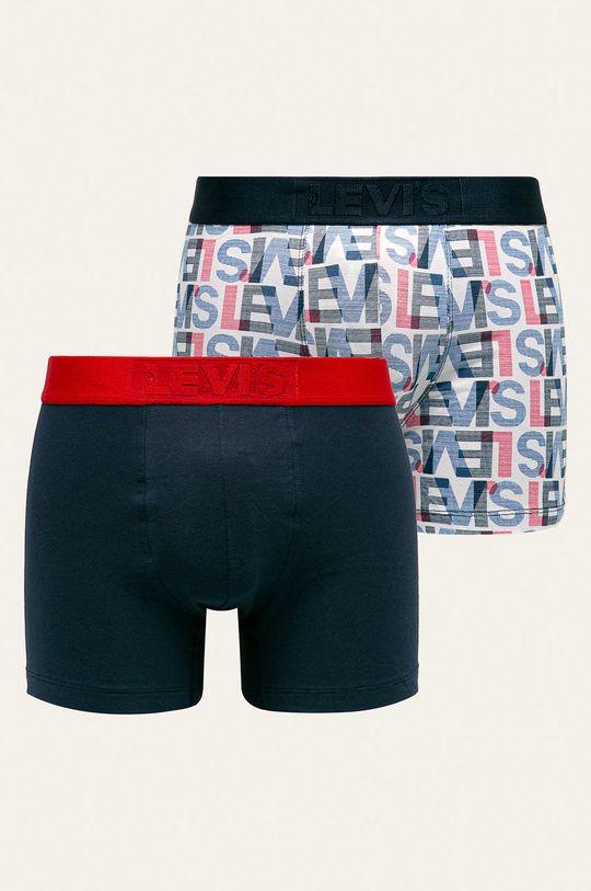 bleumarin Levi's - Boxeri (2-pack) De bărbați