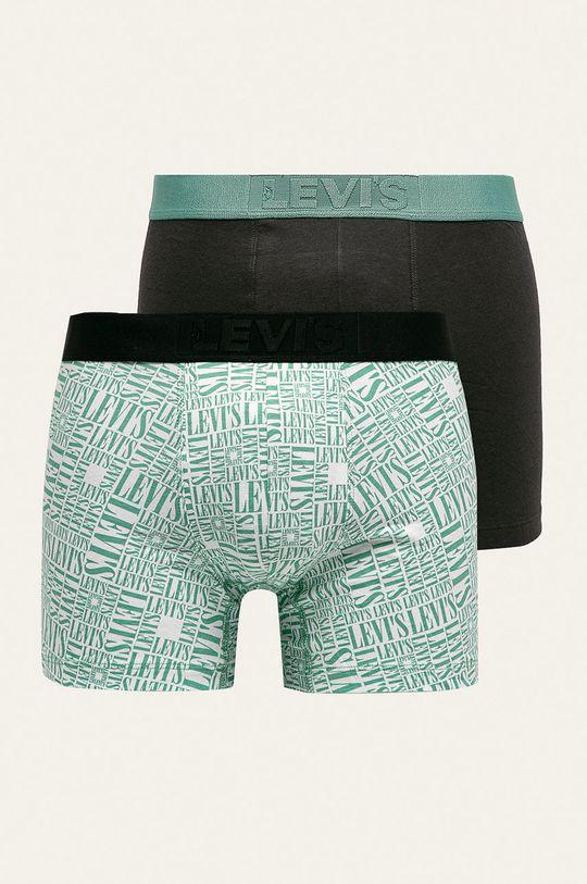 verde Levi's - Boxeri (2 pack) De bărbați