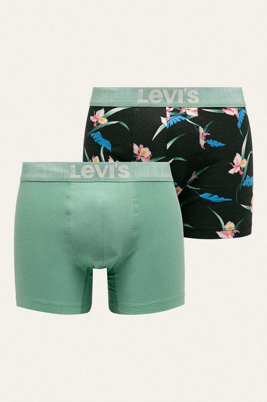 verde Levi's - Boxeri (2-pack) De bărbați