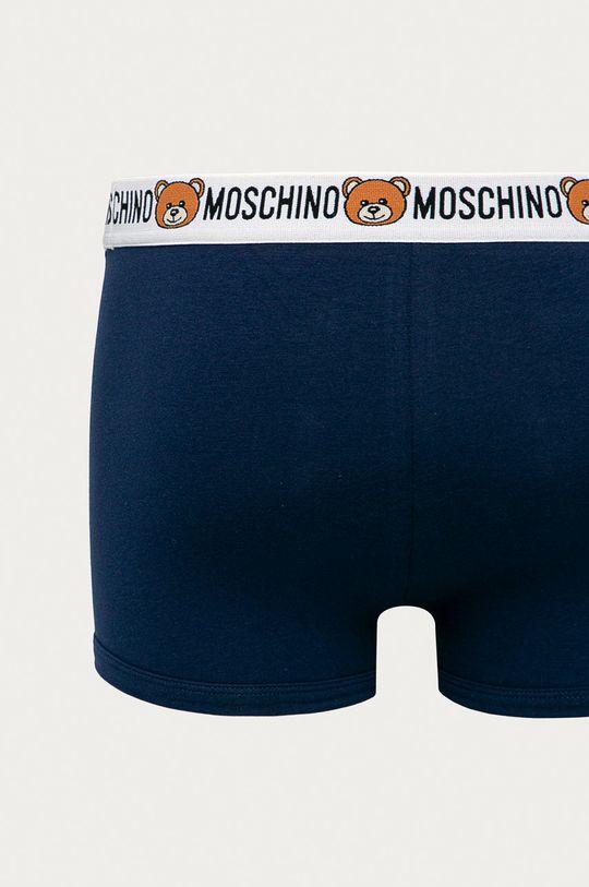 Moschino Underwear - Boxeri (2 pack) bleumarin