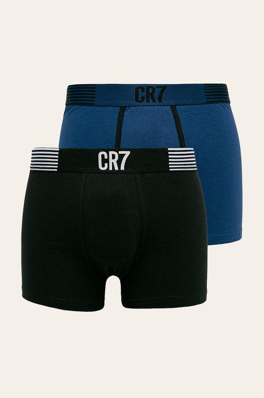 viacfarebná CR7 Cristiano Ronaldo - Boxerky (2-pak) Pánsky